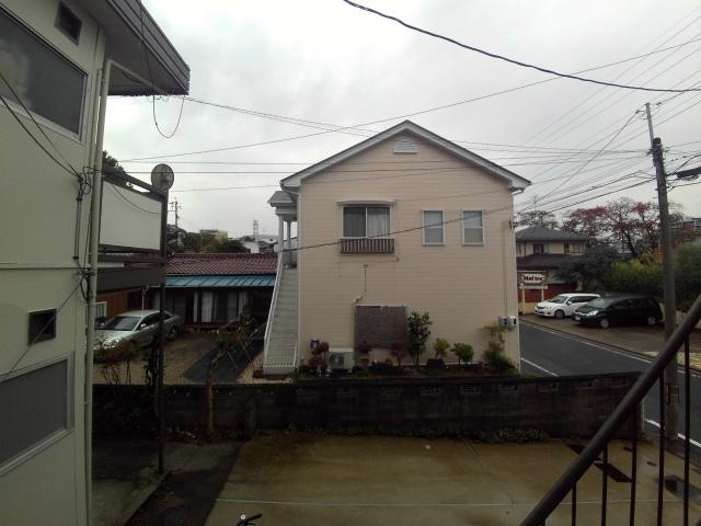 ニューコーポ伊賀 201号室の景色