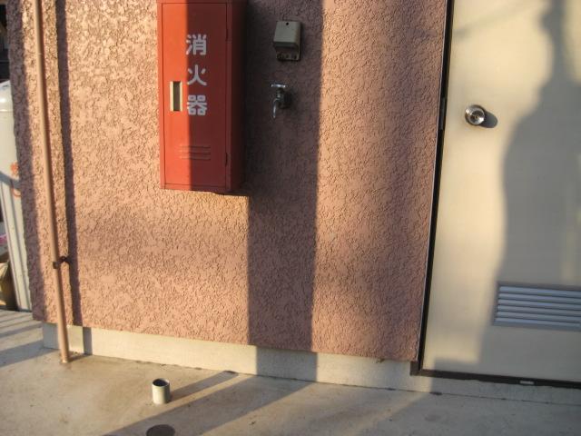 ルミエハイツ 101号室のセキュリティ