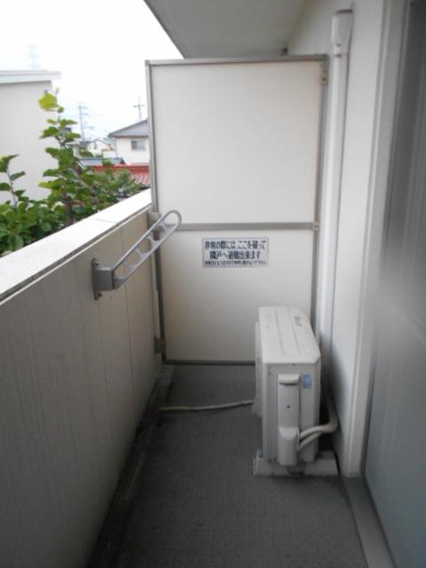 ルーチェ八事 202号室の収納