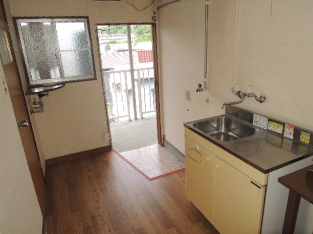 カワイハイツ 307号室のキッチン