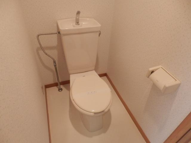 カーサ川並 308号室のトイレ