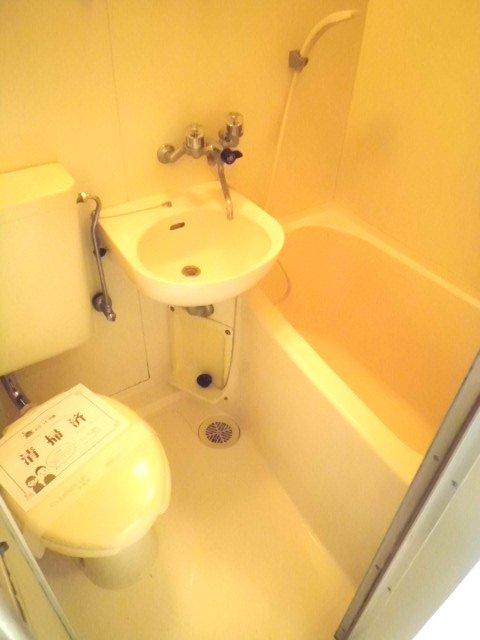 メゾンエクセレント 102号室の風呂