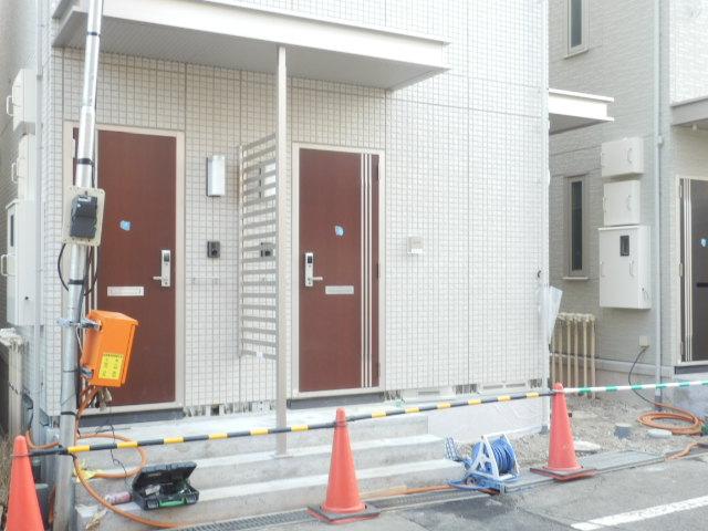 サンスマイル大和田WEST 201号室のロビー