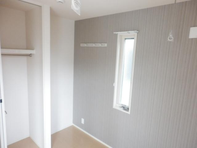 サンスマイル大和田WEST 201号室の収納