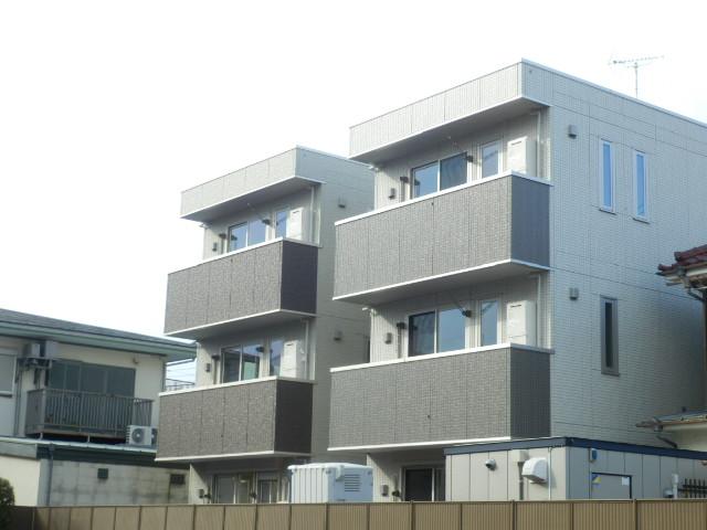 サンスマイル大和田WEST 201号室の外観