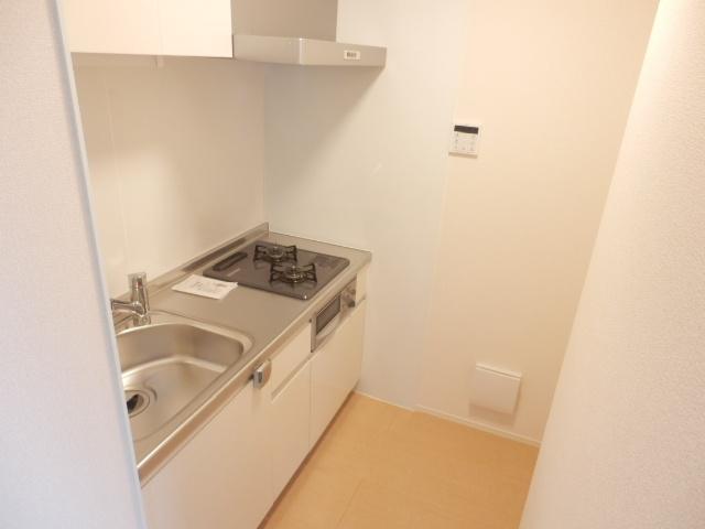 サンスマイル大和田WEST 201号室のキッチン