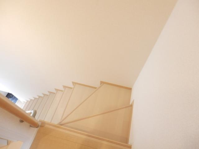 サンスマイル大和田WEST 201号室の玄関