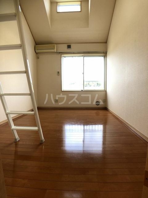 ロッシェル橋本Ⅲ2号棟 206号室の居室