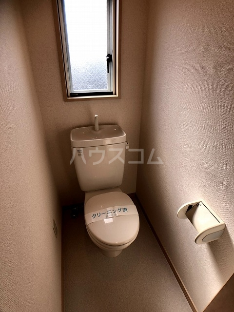 ロッシェル橋本Ⅲ2号棟 206号室のトイレ