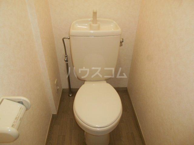 エクレール相原A 206号室の洗面所