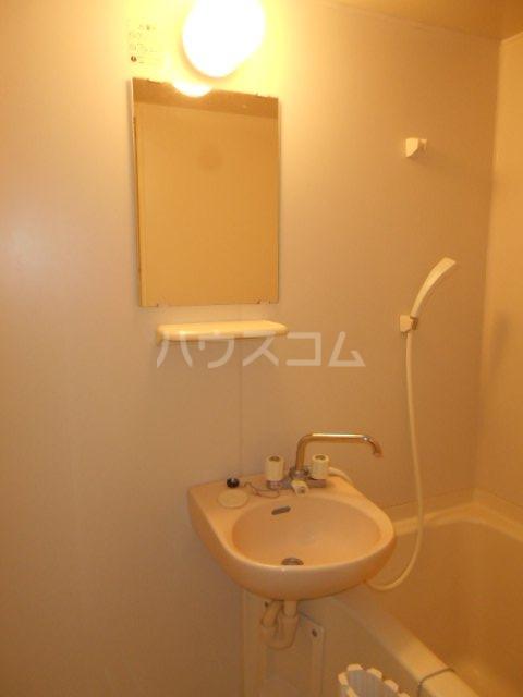 エクレール相原A 206号室のトイレ