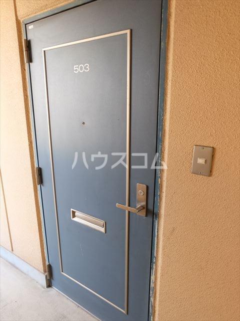 グランドォール宇都宮 503号室のキッチン
