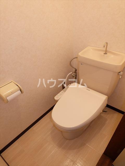 グランドォール宇都宮 503号室のトイレ