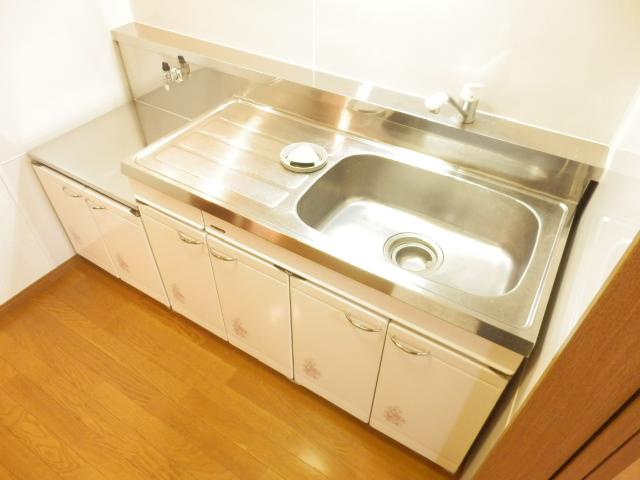 グローバル錦Ⅱ 305号室のキッチン