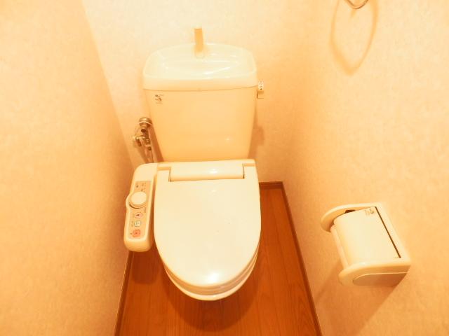 グローバル錦Ⅱ 305号室のトイレ