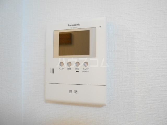 グリーンメイト・ハシバ 206号室のセキュリティ