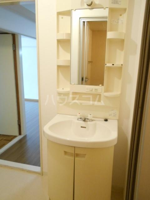 グリーンメイト・ハシバ 206号室の洗面所