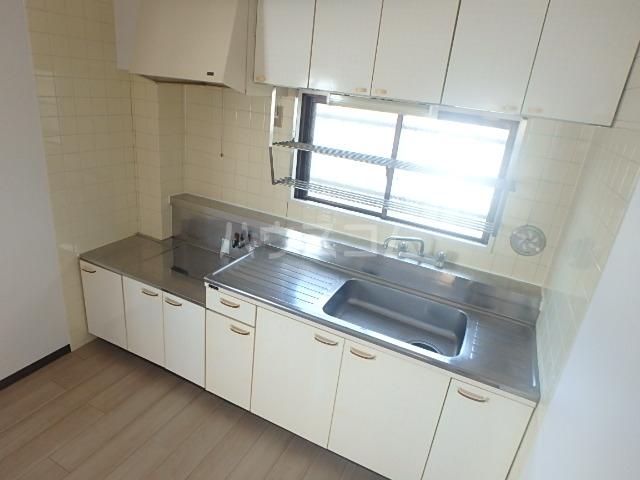 エスポワール 104号室のキッチン