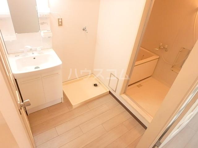 エスポワール 104号室の洗面所