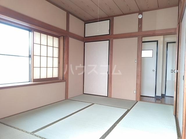 クローバーハイツ 202号室の居室