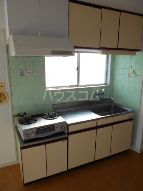佐々木ビル 503号室のキッチン