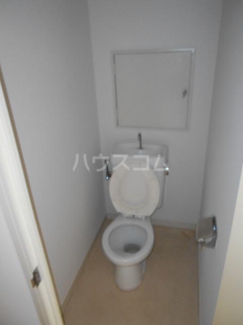 佐々木ビル 503号室のトイレ