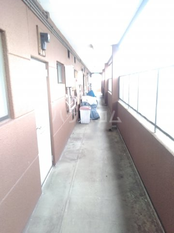 サンコーポ小倉C 206号室のロビー