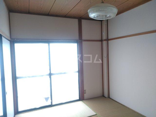 サンコーポ小倉C 206号室のリビング