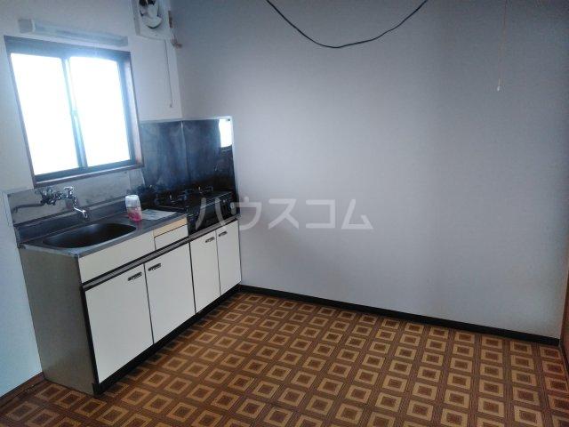 サンコーポ小倉C 206号室のキッチン