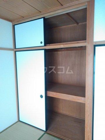 サンコーポ小倉C 206号室の収納