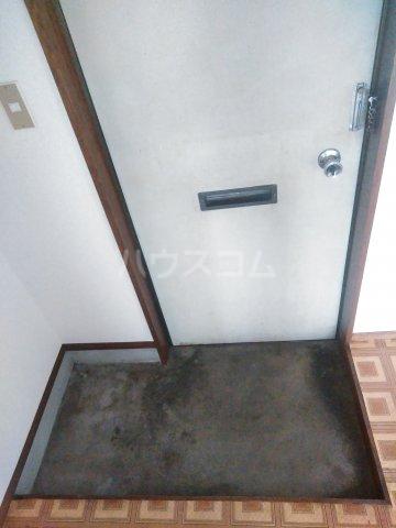 サンコーポ小倉C 206号室の玄関