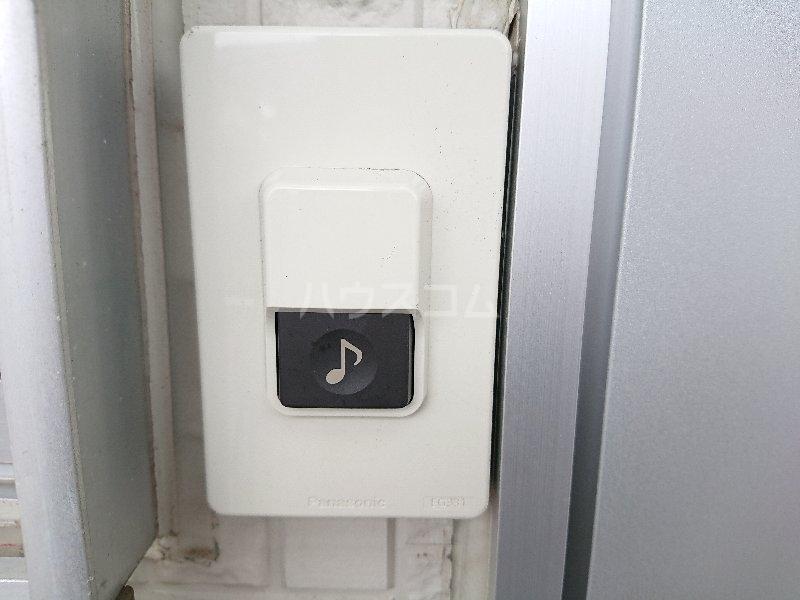 コンフォート M 201号室のセキュリティ