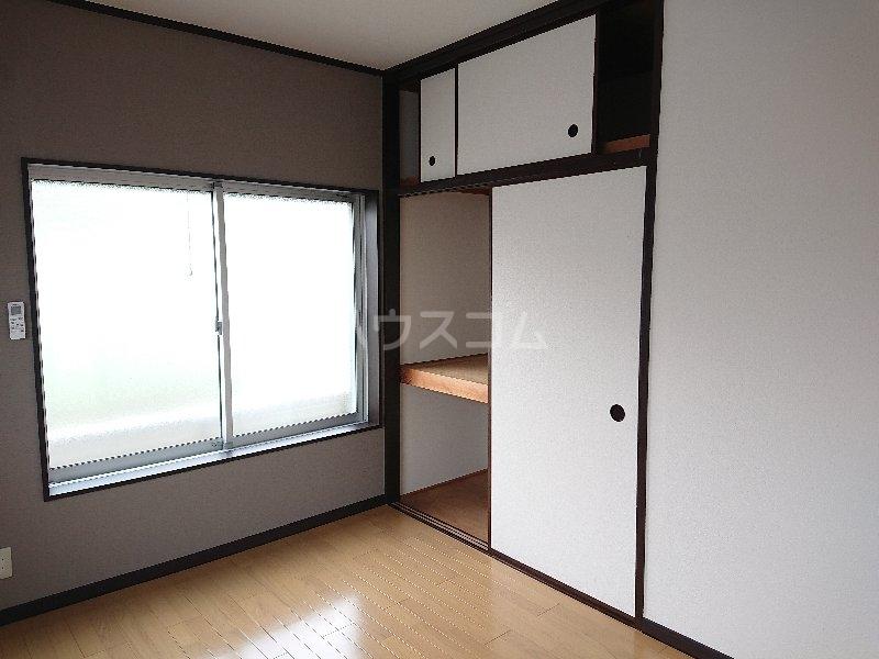 コンフォート M 201号室の居室