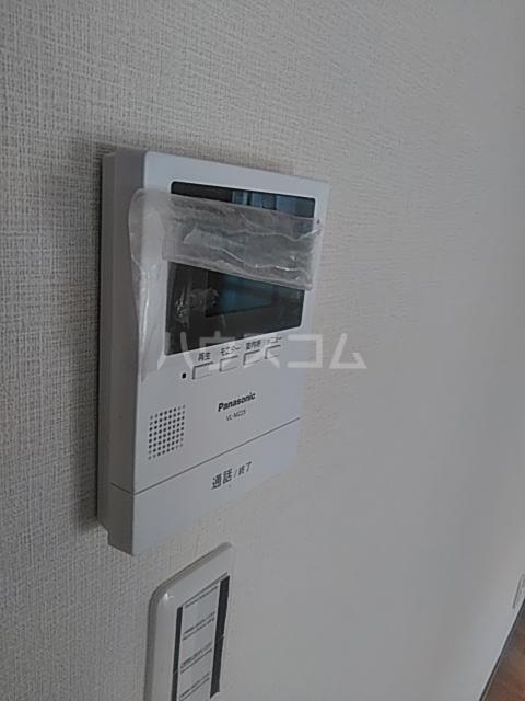 コーポ小尾 201号室のセキュリティ