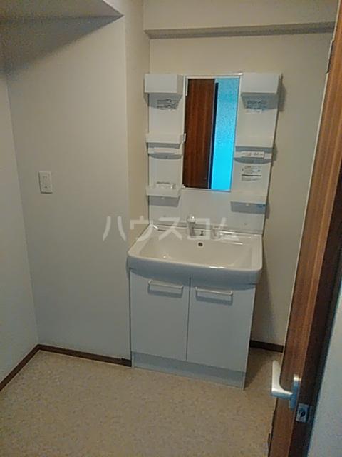 コーポ小尾 201号室の洗面所
