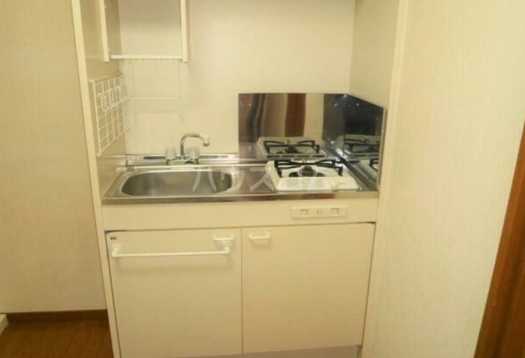ノースサイト 202号室のキッチン