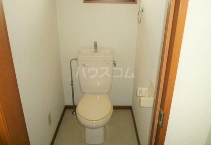 ノースサイト 202号室のトイレ