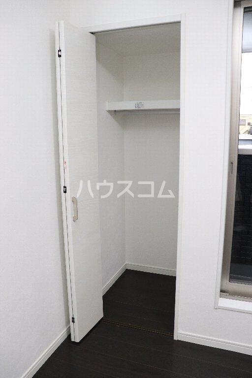 カーサノダ496 108号室のバルコニー