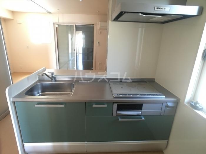 グランドゥ 迦希 105号室のキッチン