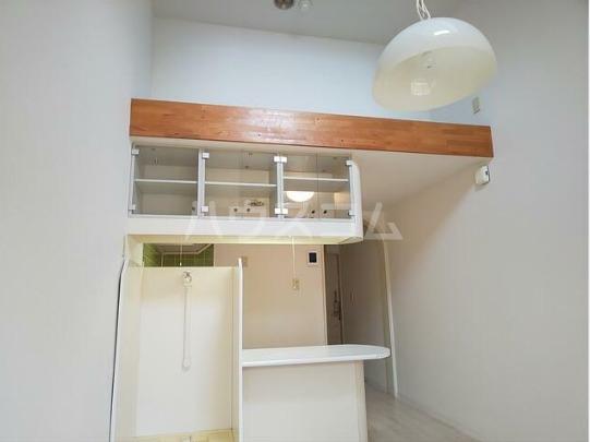 ベルピア江戸川台第7 203号室のキッチン