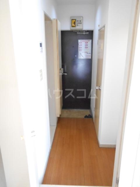 ルーブル豊町 104号室の玄関