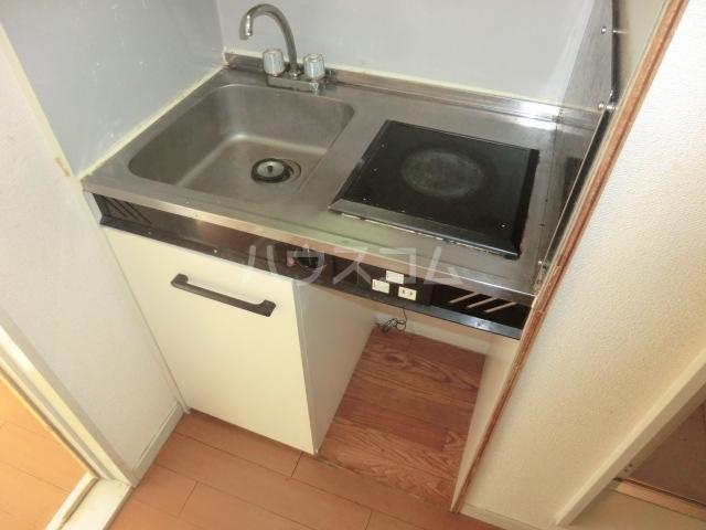 パレス小幡 202号室のキッチン