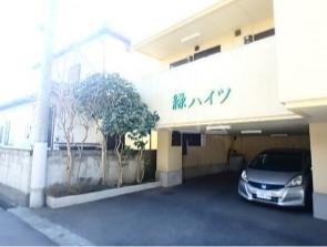 緑ハイツ 302号室の駐車場
