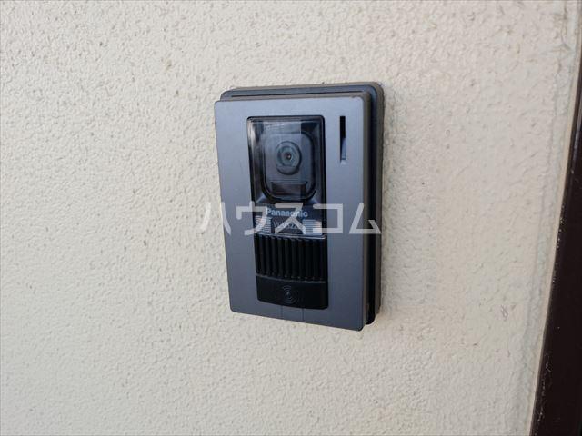 緑ハイツ 303号室のセキュリティ