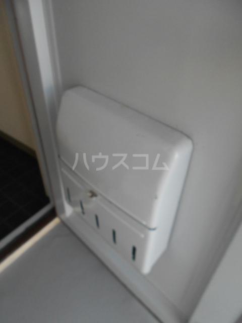城山・松本マンション 402号室のセキュリティ