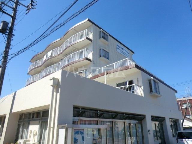 城山・松本マンション 402号室の外観