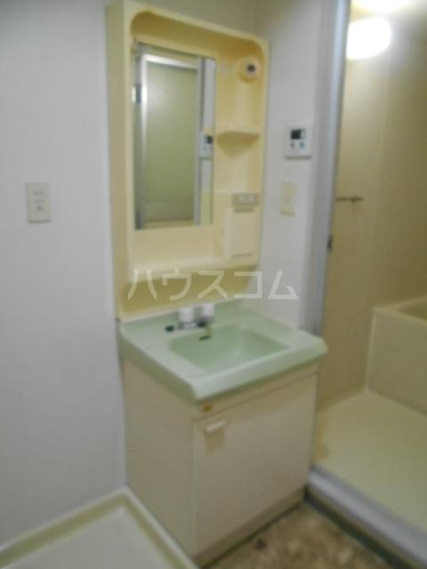 城山・松本マンション 402号室の洗面所