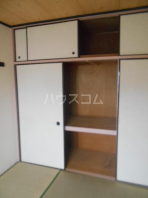 城山・松本マンション 402号室の収納