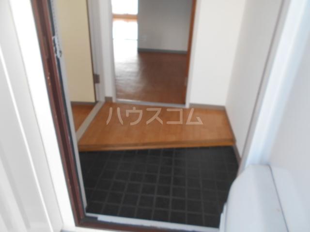 城山・松本マンション 402号室の玄関