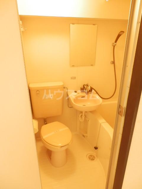 ダイサンビル107 403号室のトイレ